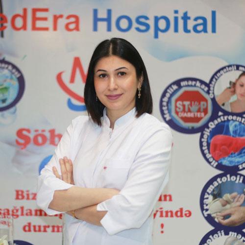Haqqımda - Dr. İlahə Vəliyeva